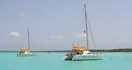 Sail Caribbean Yachts - Martinique sailing