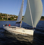Sun Odyssey 409 for rent