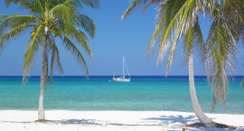 The Caribbean sailing season
