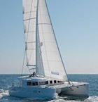 Lagoon 450 for rent