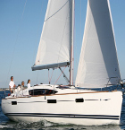 Sun Odyssey 42 DS for charter